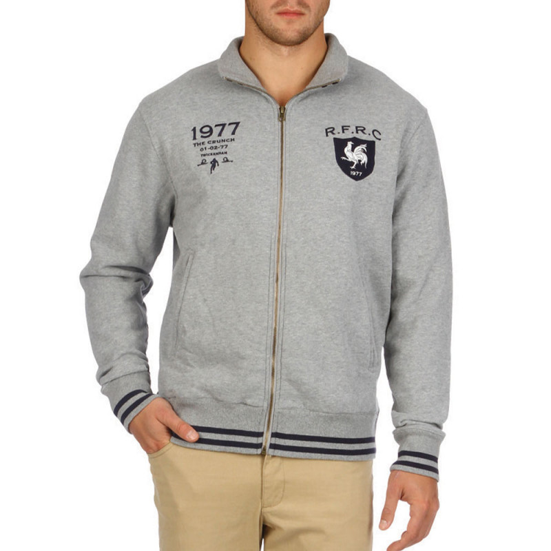 Seventy Seven fleece sweatshirt