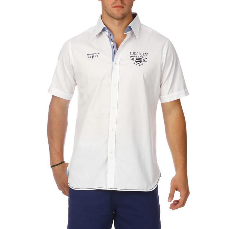 White Rugby Club shirt