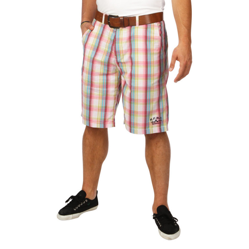 Madras Colours Bermuda shorts