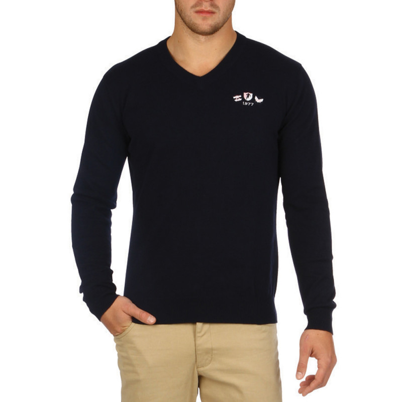 Classic French Rugby Club jumper