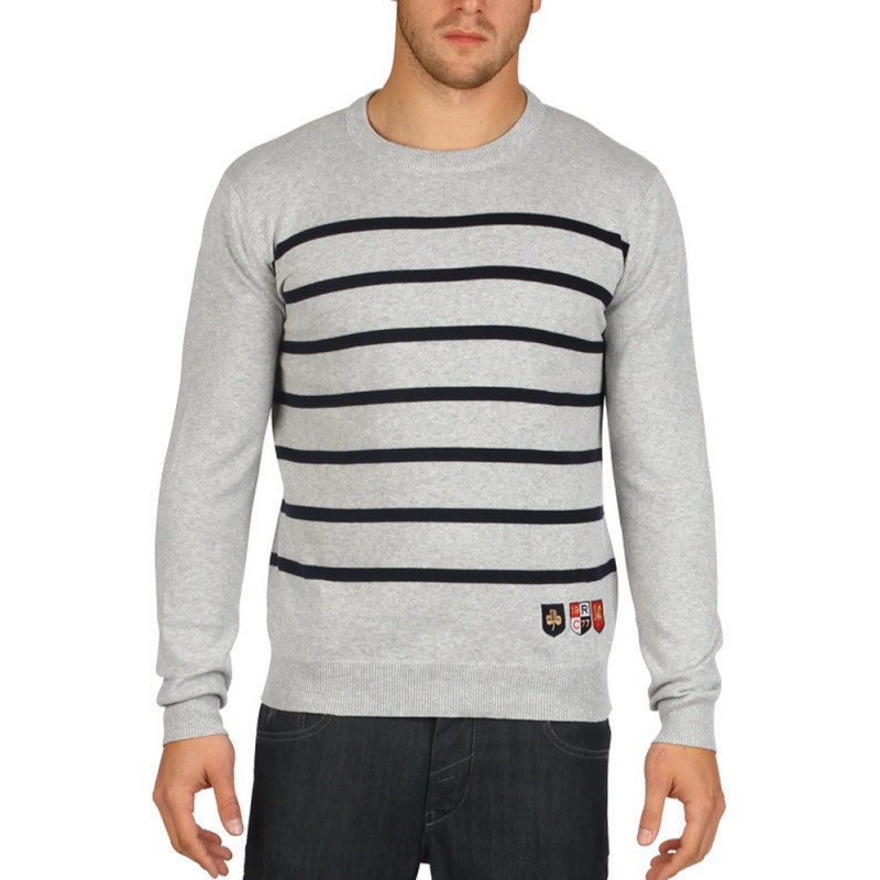 Rugby Club grey jumper