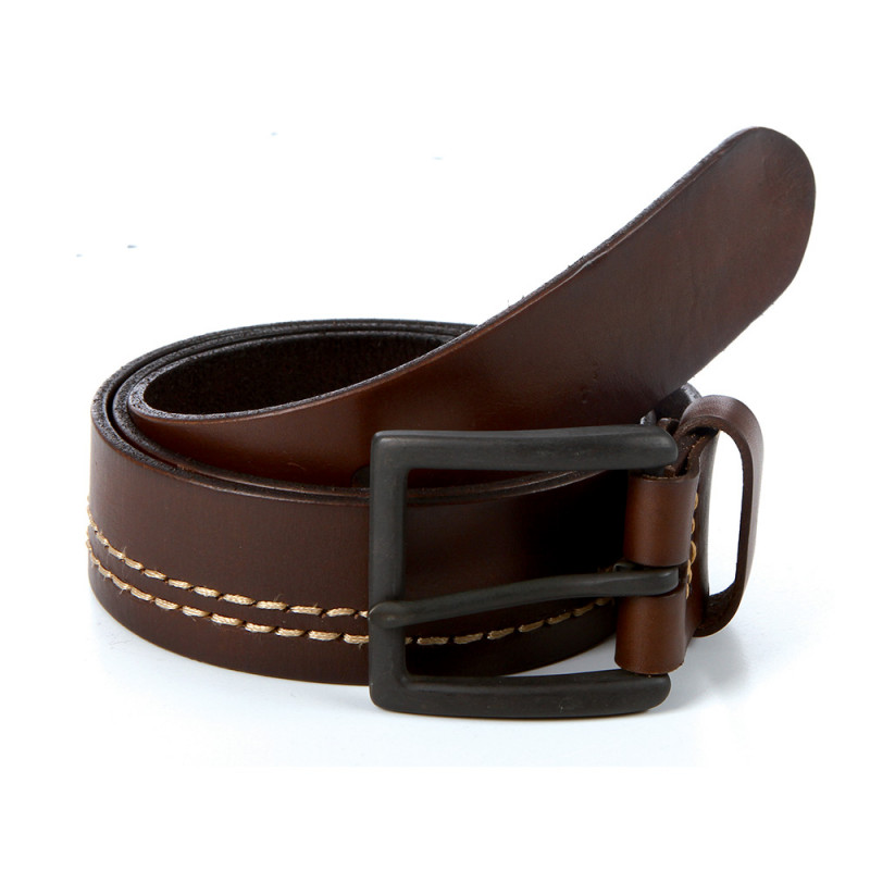 Elegance leather belt
