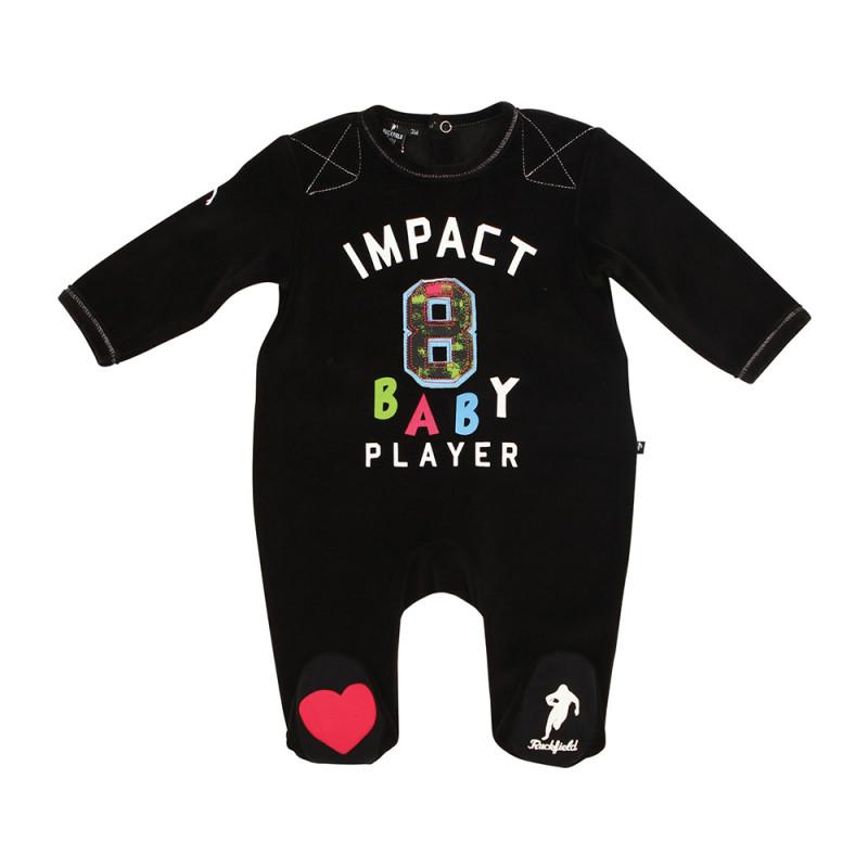Baby Impact sleepsuit