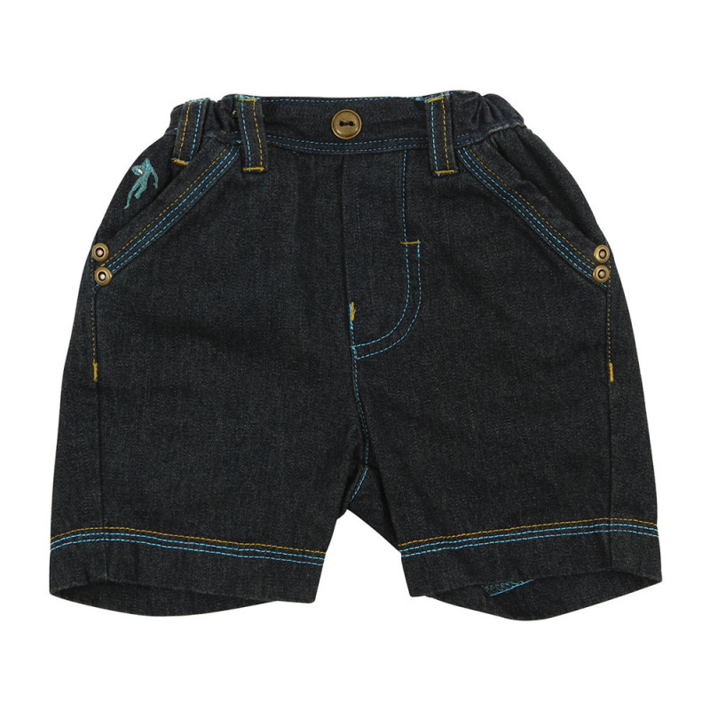 Baby Denim Bermuda shots