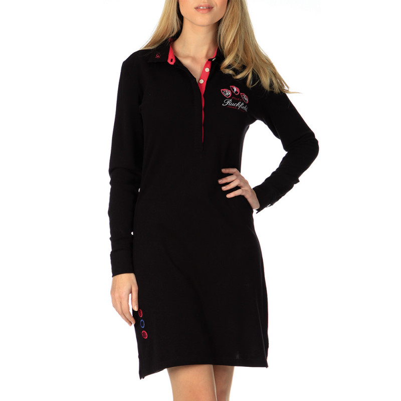 Women's rugby polo Dress