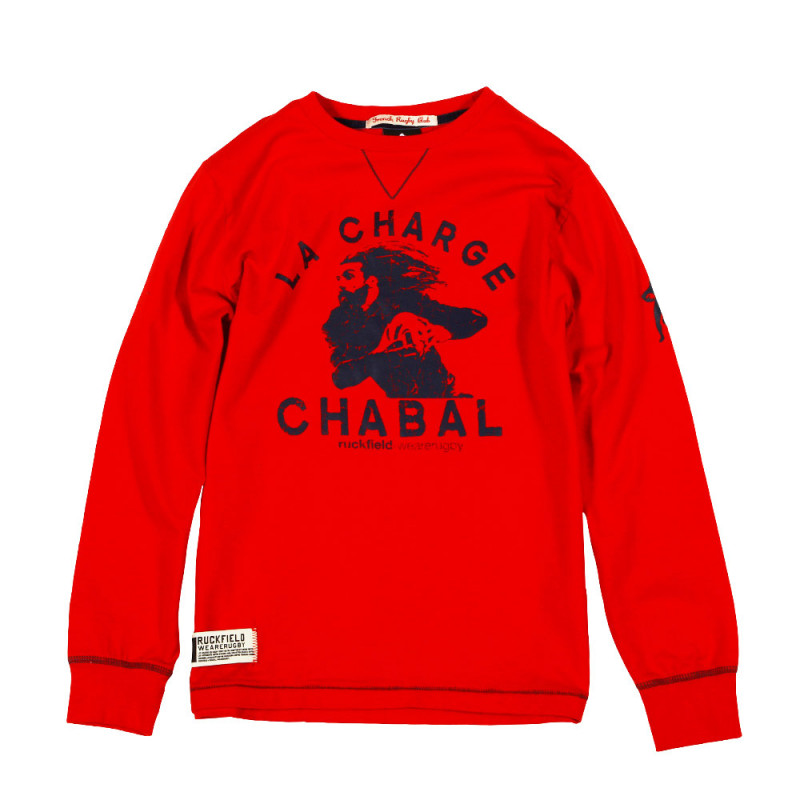 La Charge Kids' Rugby t-shirt