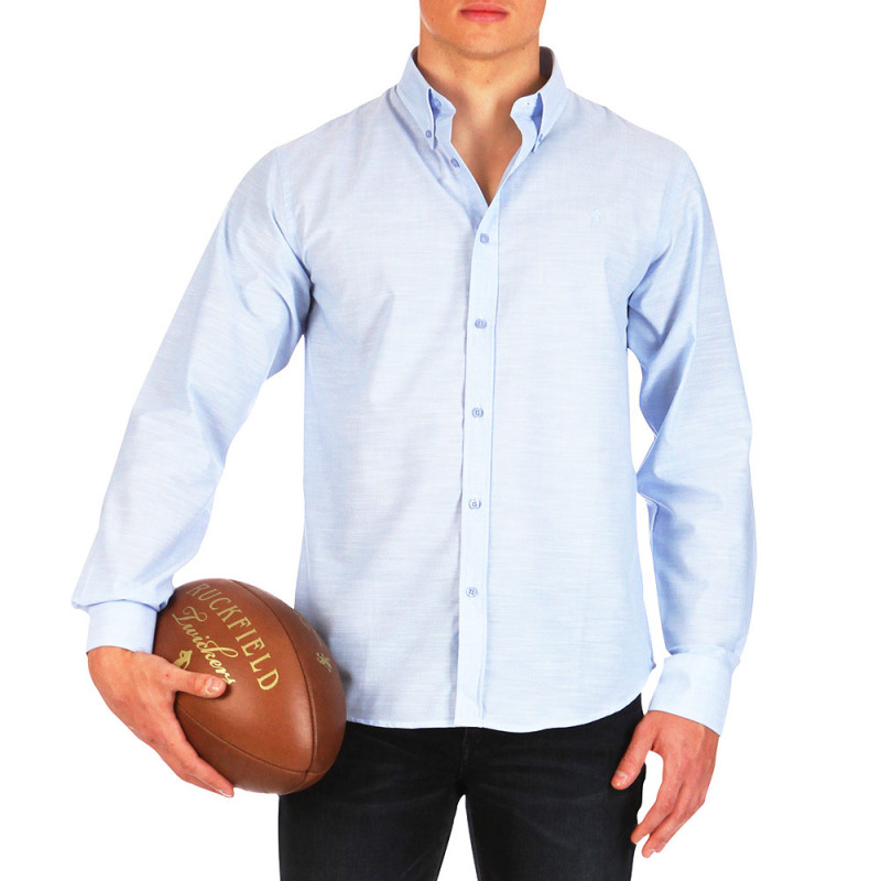 Blue Rough Play shirt