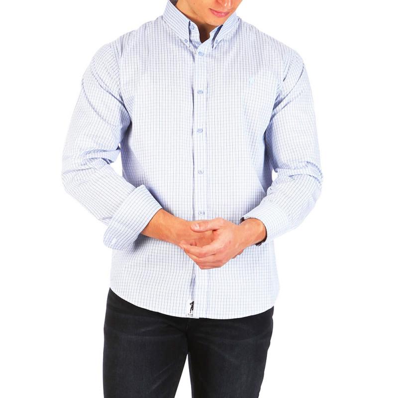 Blue Smart Play shirt