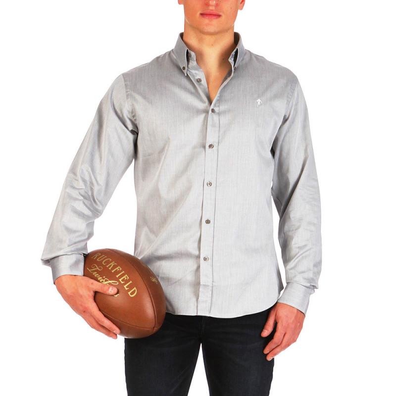 Grey Silver Arm shirt