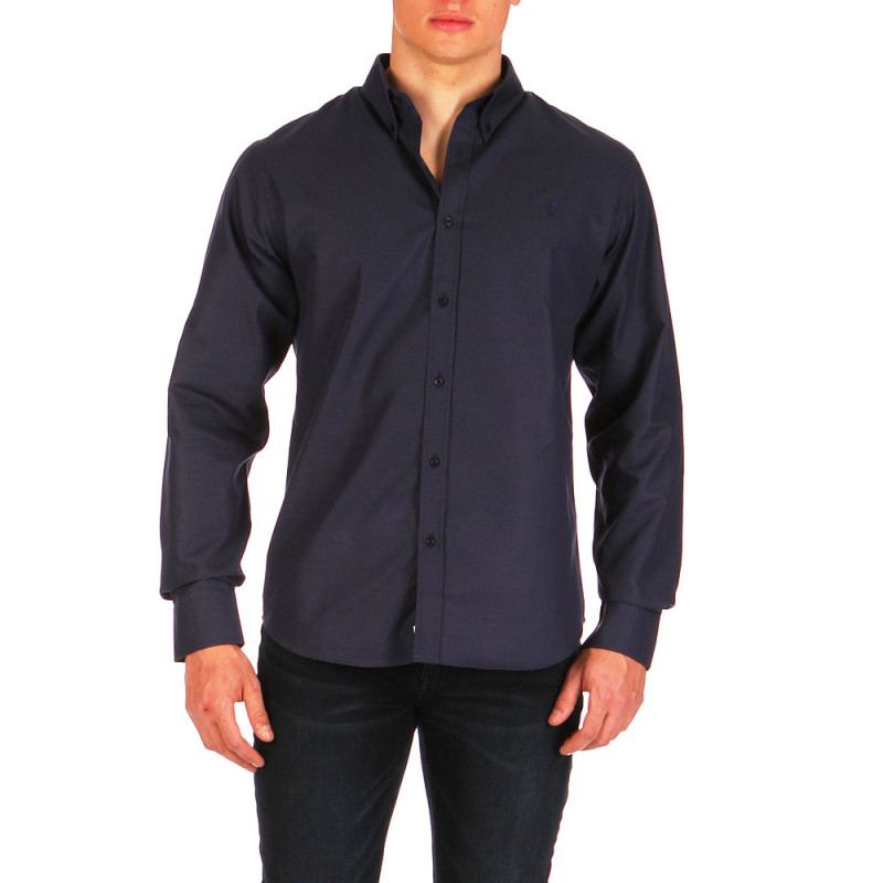 Navy blue Chabal Chic shirt