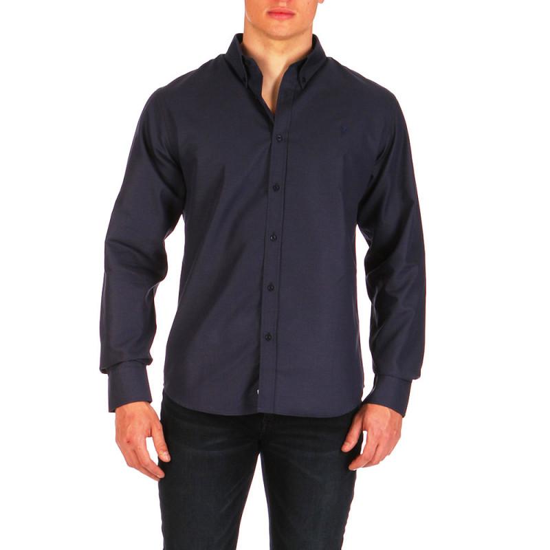 Navy blue Chabal Chic shirt