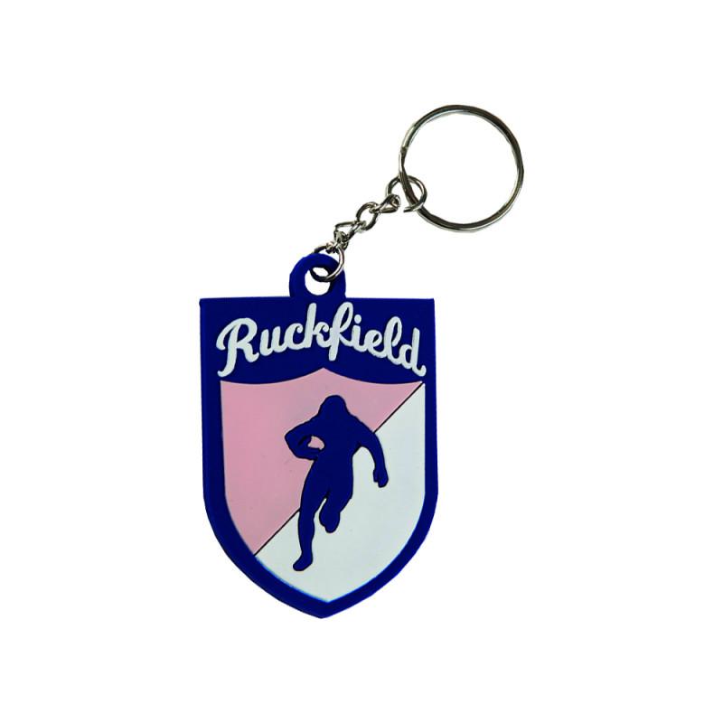 Ruckfield Emblem key ring