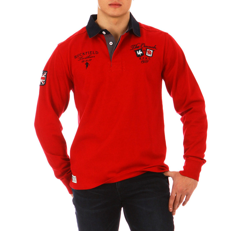 FRC polo shirt The Crunch