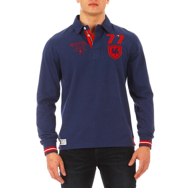 Seventy-seven polo shirt