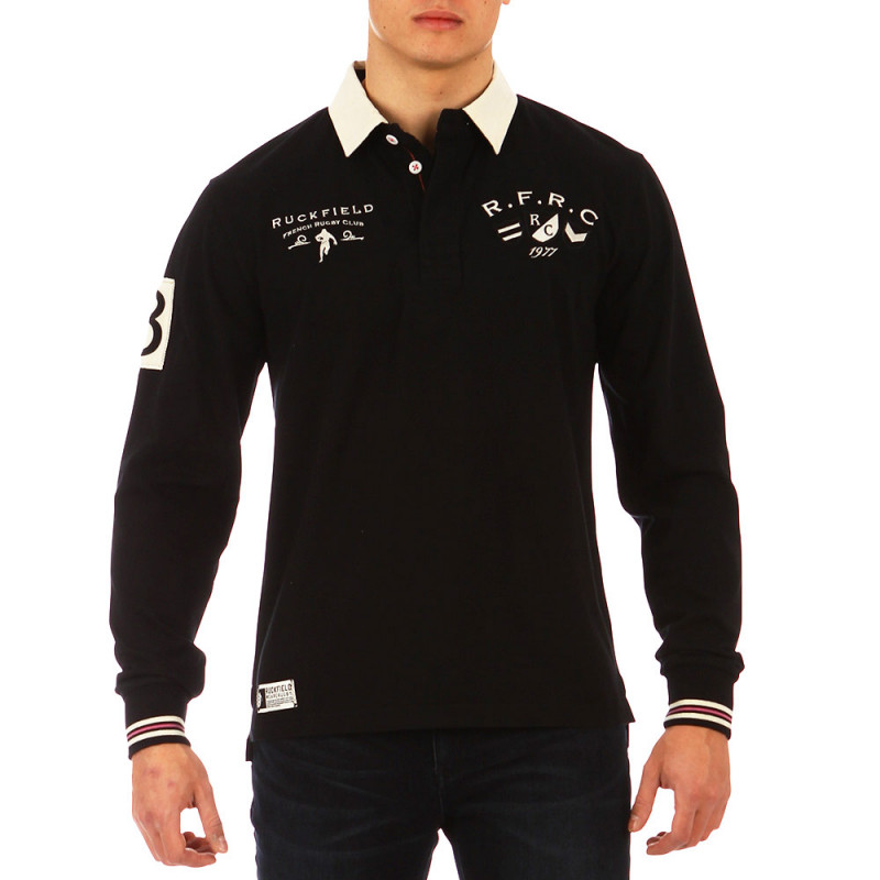 Black Chabal Modern polo shirt