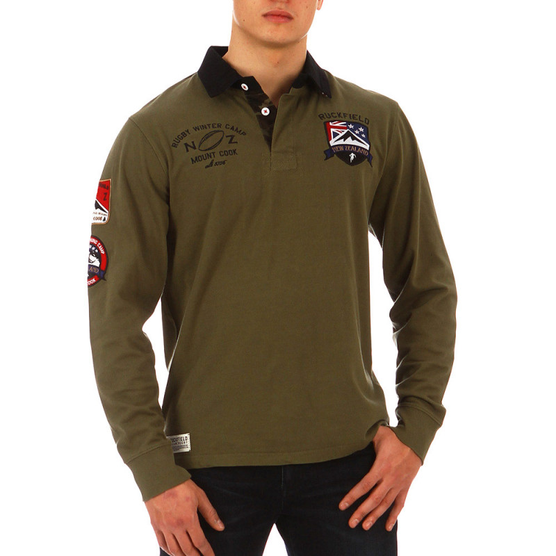 Rugby Winter Camp polo shirt