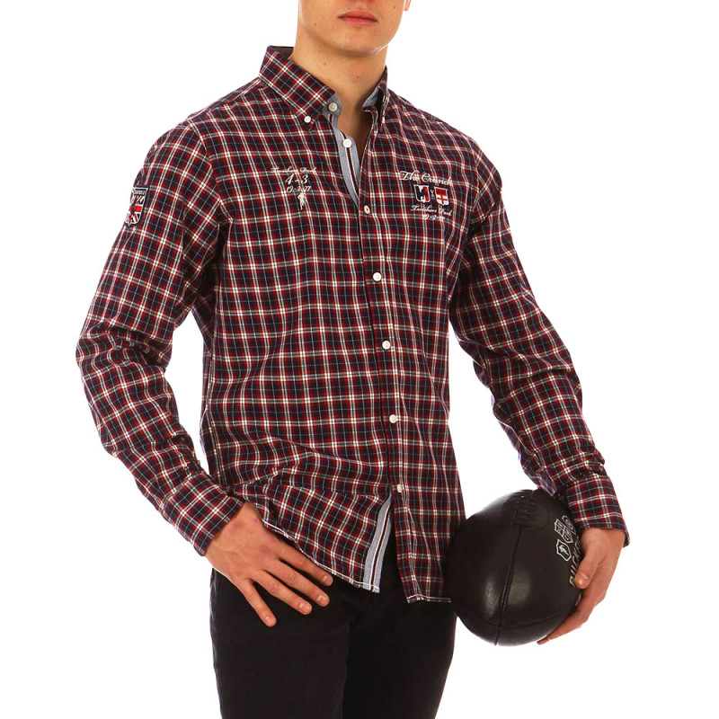 The Crunch checked shirt
