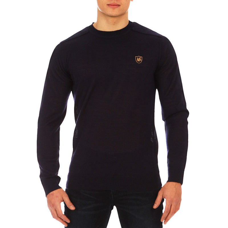 French Rugby Club round-neck jumper