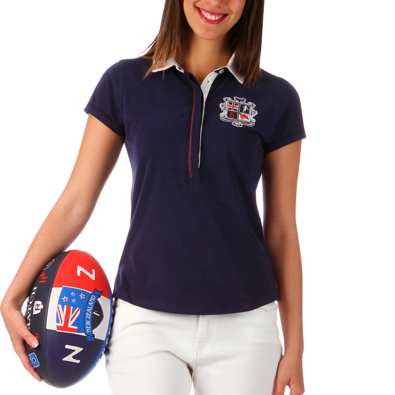 Union Jack Polo Woman