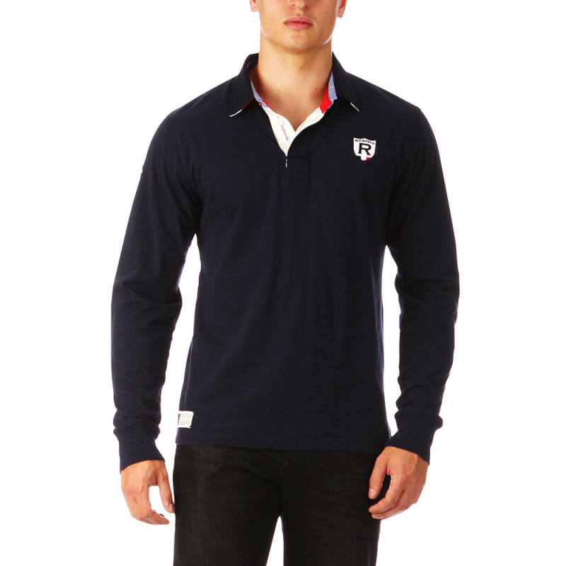 France Rugby Polo Retro
