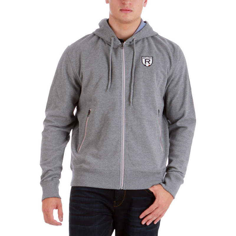 Gray France Rugby Sweatshirt