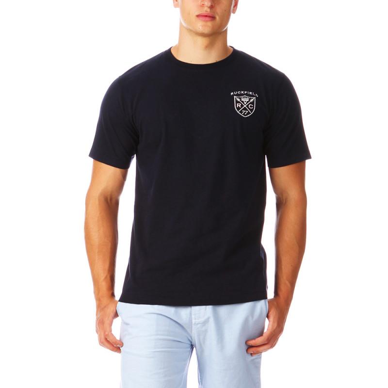 Navy Ruckfield tee shirt