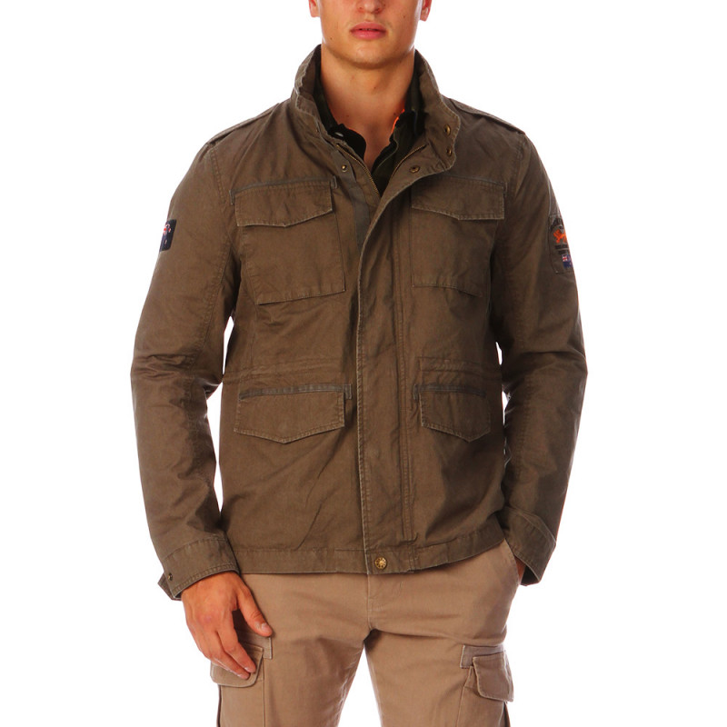 Military Rugby camp Jacket