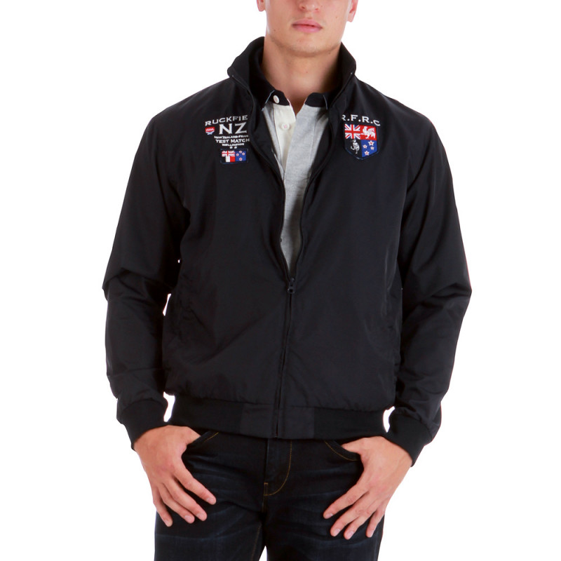 Men's summer rugby jacket