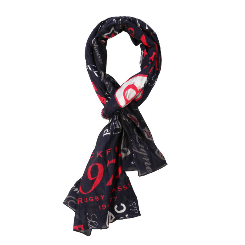 Men's rugby scarf