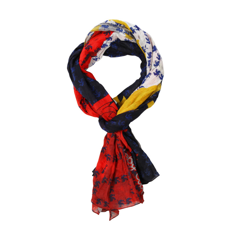 Rugby scarf France