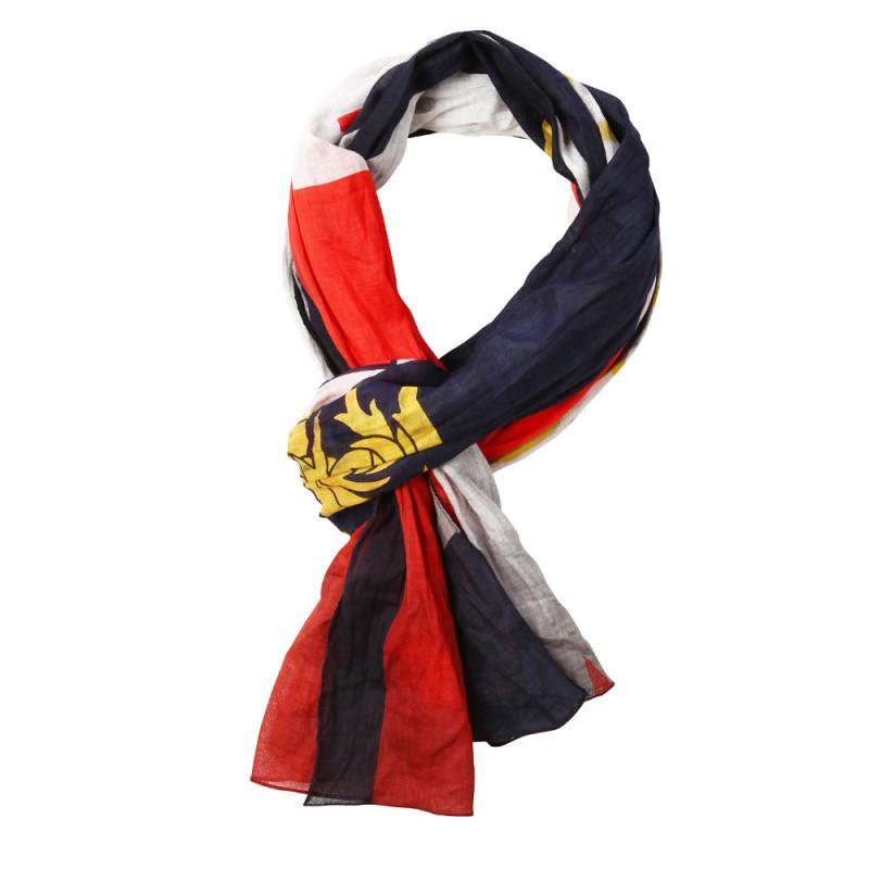 Tea Crunch scarf