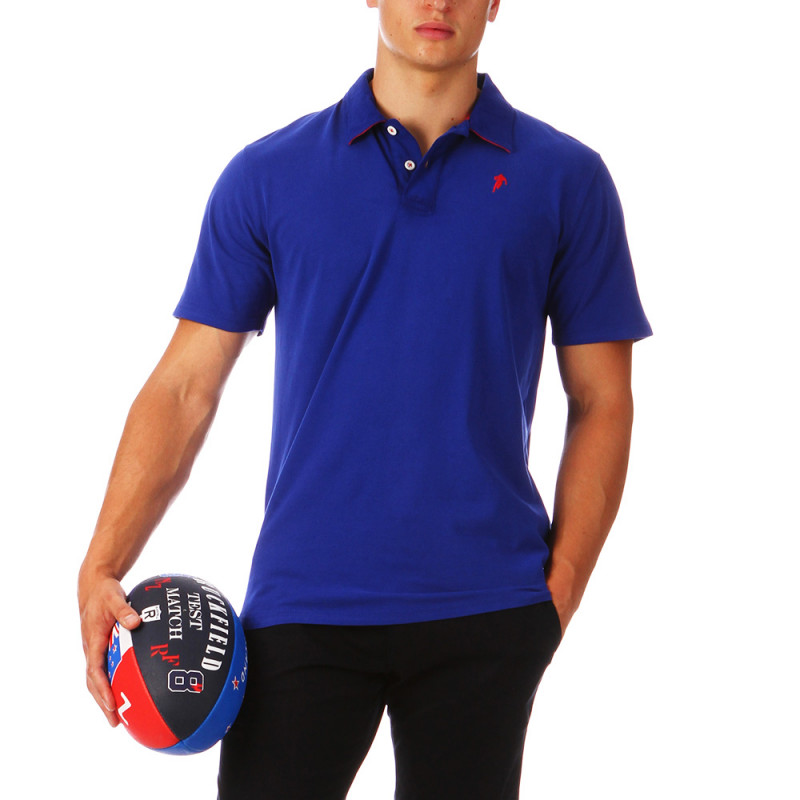 Polo Ruckfield France Blue