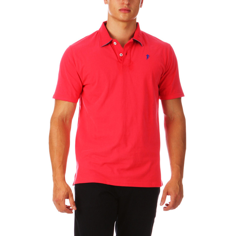 Ruckfield red polo
