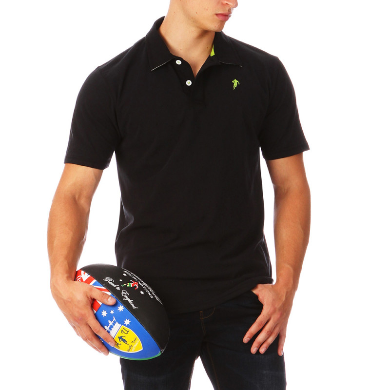 Ruckfield black polo