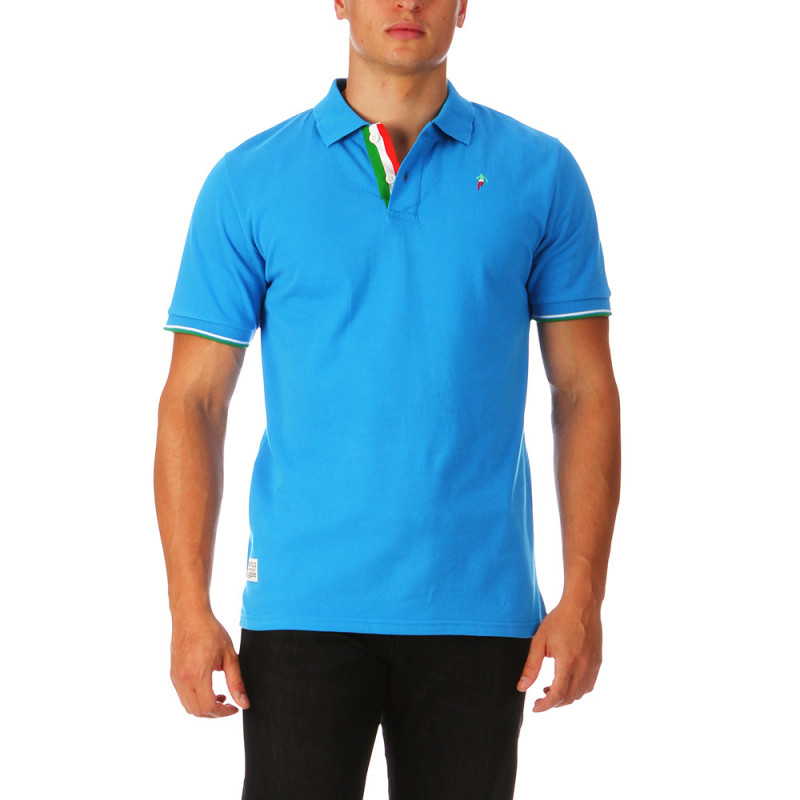 Polo Rugby man Italy