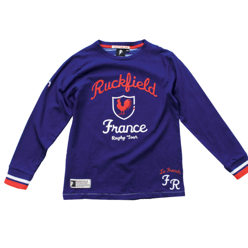 T-shirt France for children
