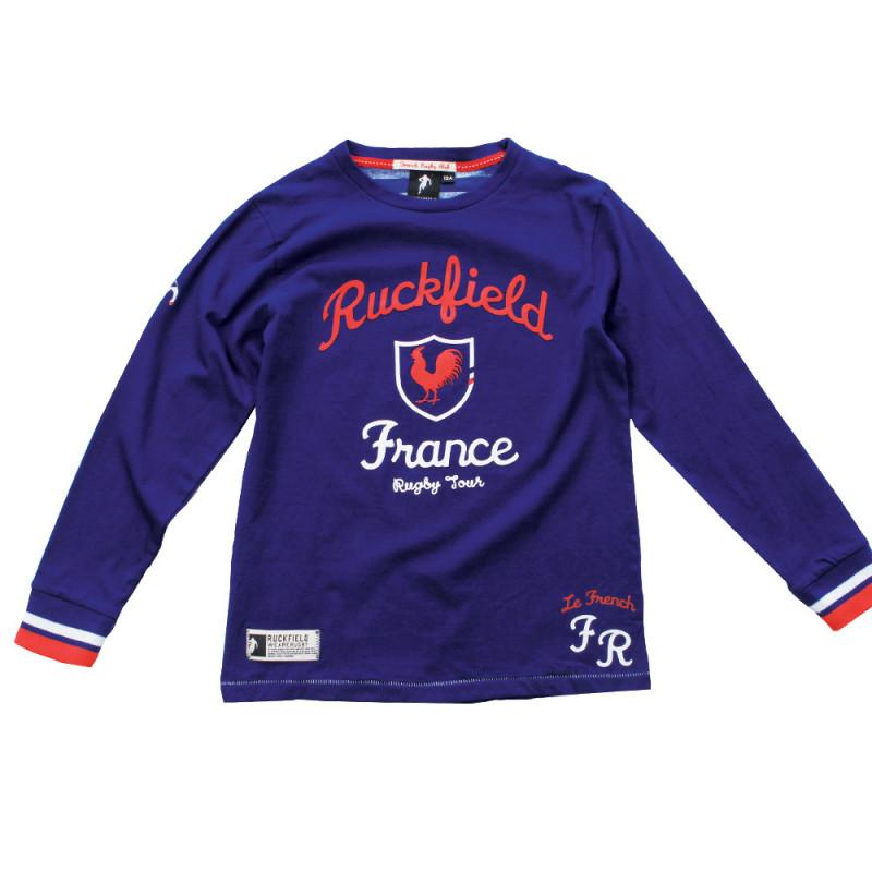 T-shirt France for children