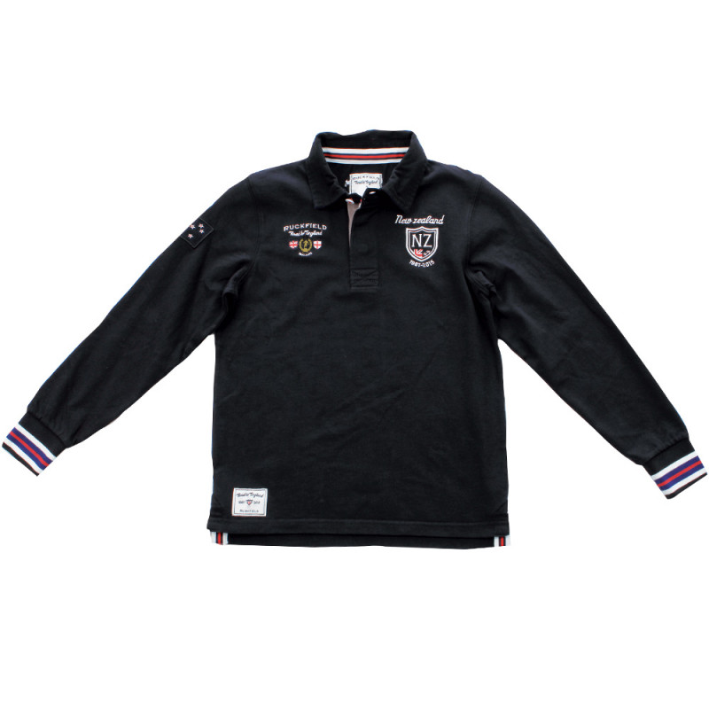 Kids' polo shirt New Zealand