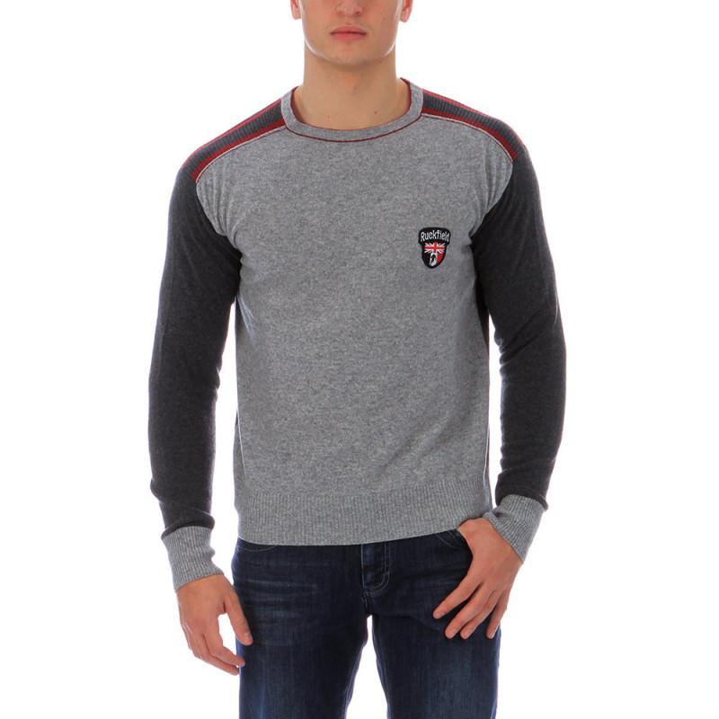 Men's wool jumper Rugby