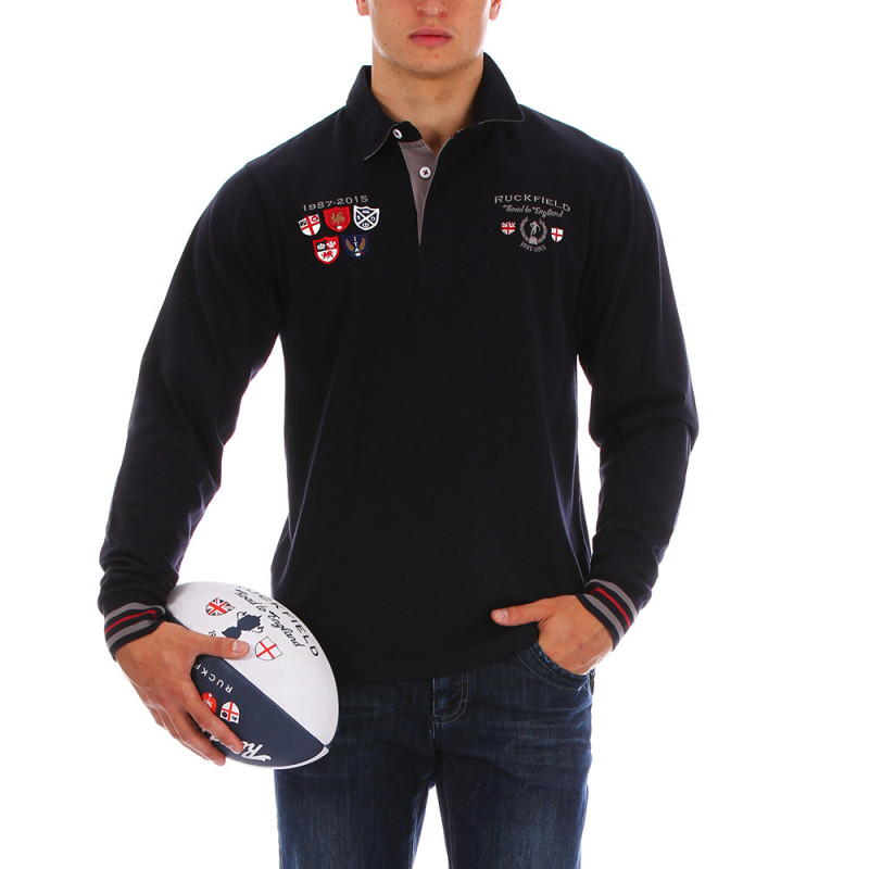 Multi nations polo shirt Road to England