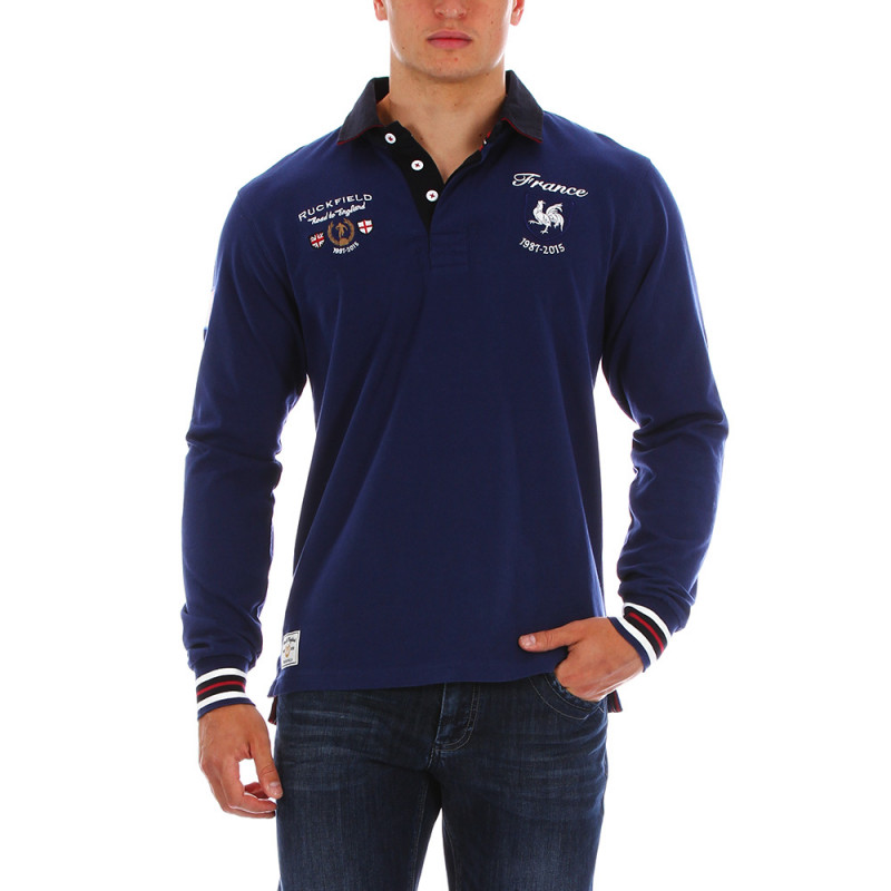 Rugby polo shirt France