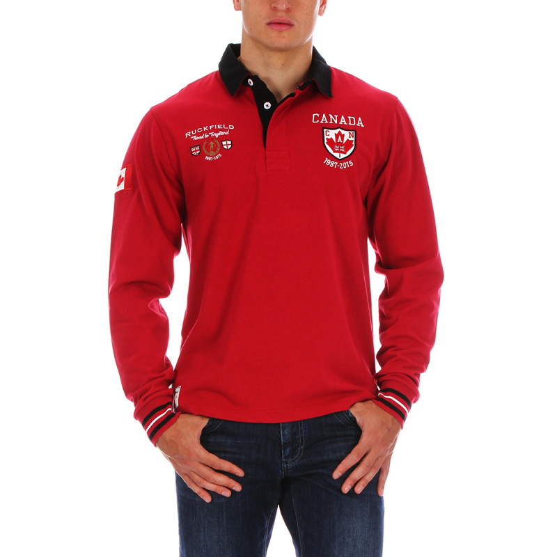 Rugby polo shirt Canada