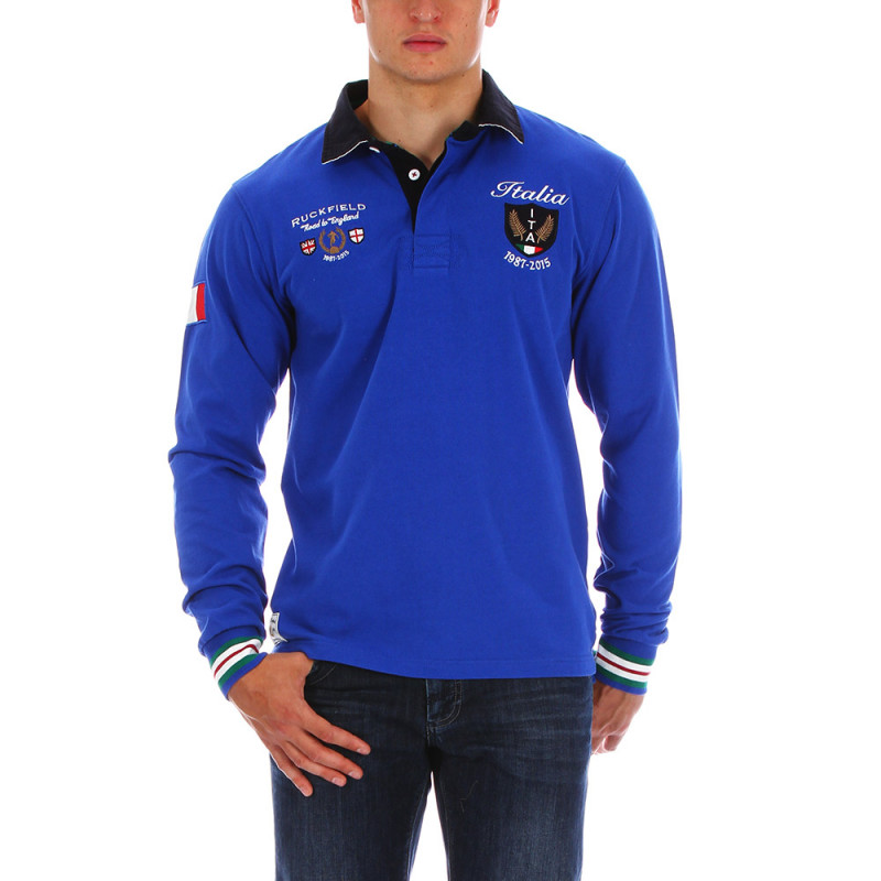 Rugby polo Italy