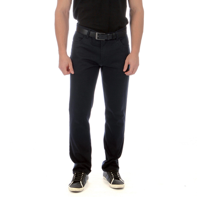 Black 5-pocket trousers Chabal