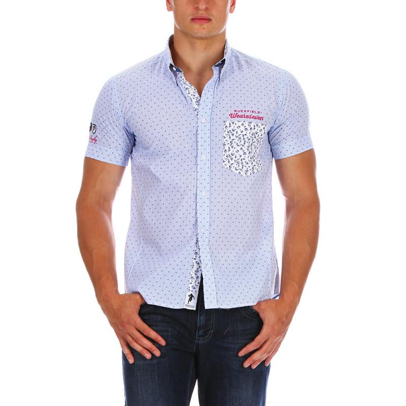 Patterned Seven shirt