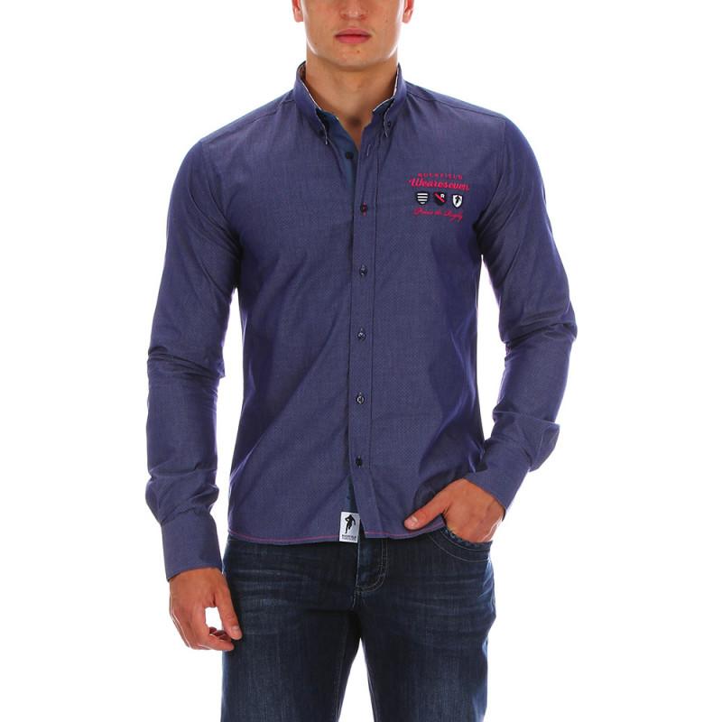 Indigo Seven shirt