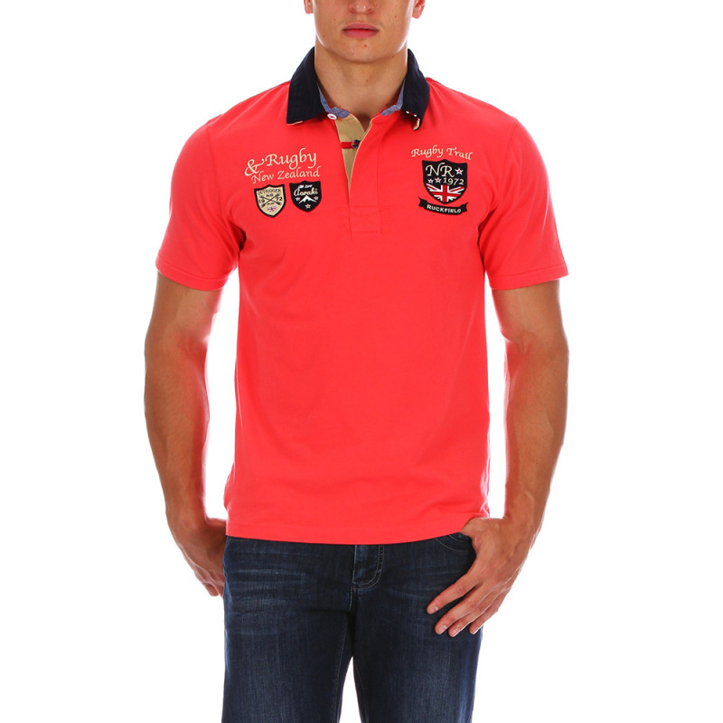 Chabal Rugby Camp polo shirt