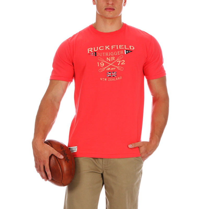 Pink Rugby Camp t-shirt