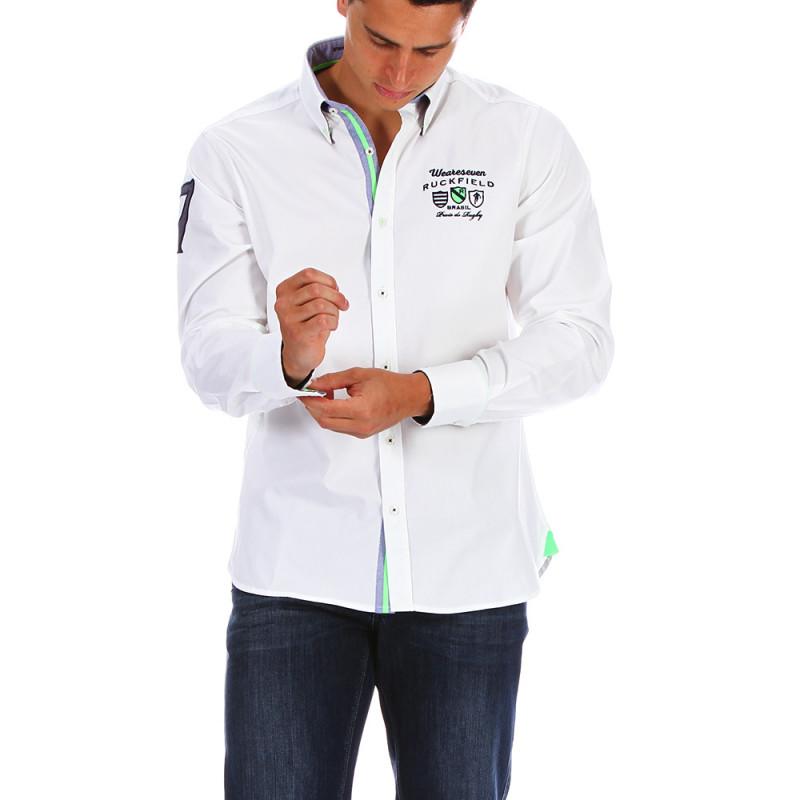White Beach Club shirt