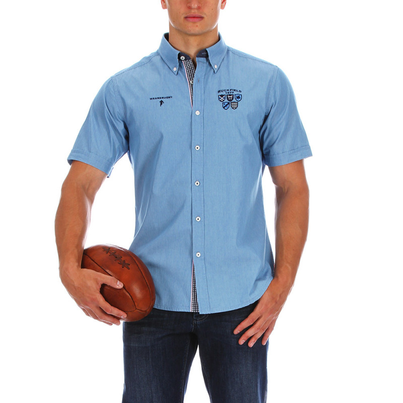 Chambray We are Rugby shirt